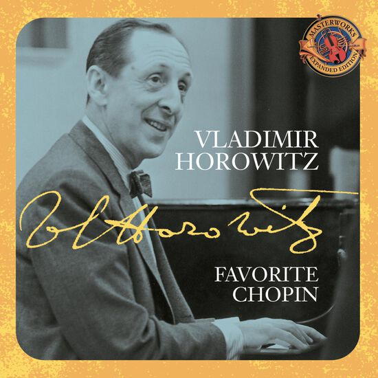 VLADMIR HORWITZ PLAYS FAVORITE CHOPINVLADMIR HORWITZ PLAYS FAVORITE CHOPIN, , hi-res