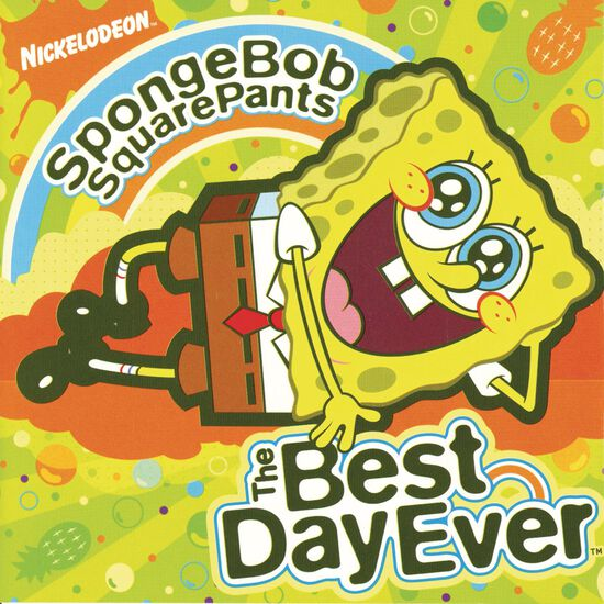 SPONGEBOB: BEST DAYSPONGEBOB: BEST DAY, , hi-res