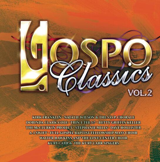 GOSPO CLASSICS VOL 2GOSPO CLASSICS VOL 2, , hi-res