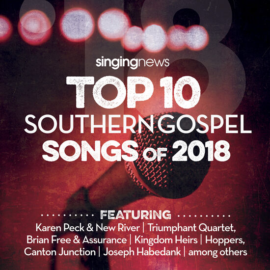 SINGING NEWS TOP 10 SOUTHERN GOSPEL SONGSINGING NEWS TOP 10 SOUTHERN GOSPEL SONG, , hi-res