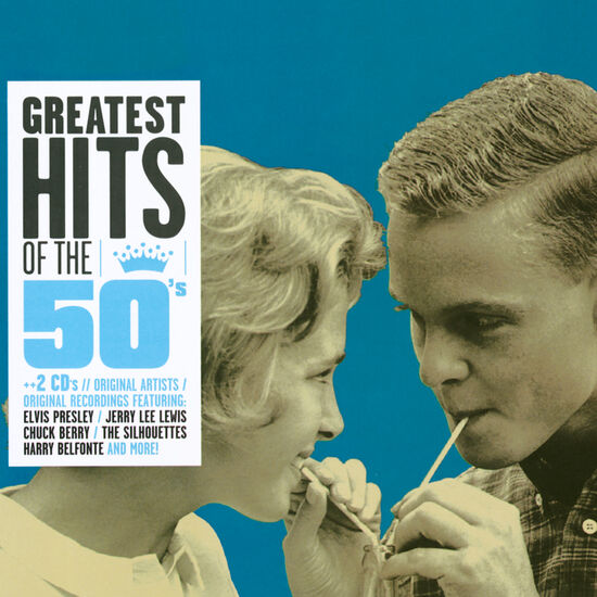 GR HITS OF THE 50'SGR HITS OF THE 50'S, , hi-res