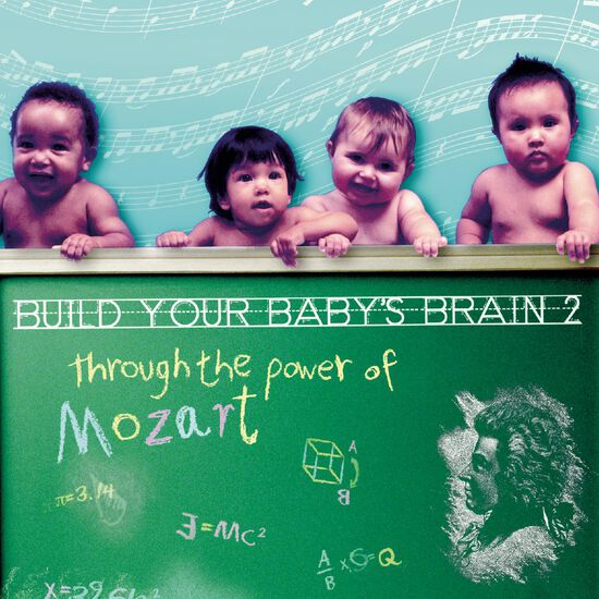 BUILD YOUR BABY'S BRAIN 2 - POWER OF MOZBUILD YOUR BABY'S BRAIN 2 - POWER OF MOZ, , hi-res