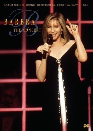 BARBRA- THE CONCERT LIVE AT THE MGM GRANBARBRA- THE CONCERT LIVE AT THE MGM GRAN, , hi-res