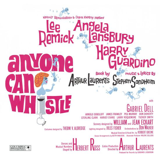 ANYONE CAN WHISTLEANYONE CAN WHISTLE, , hi-res