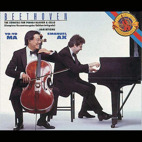 BEETHOVEN: COMPLETE CELLO SONBEETHOVEN: COMPLETE CELLO SON, , hi-res