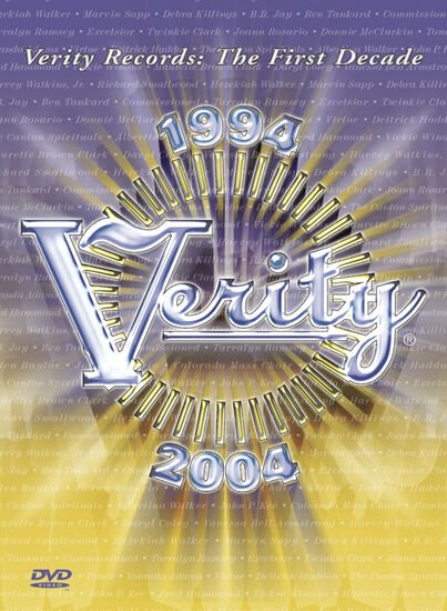 VERITY: THE FIRST DECADEVERITY: THE FIRST DECADE, , hi-res