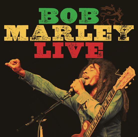 BOB MARLEY LIVEBOB MARLEY LIVE, , hi-res