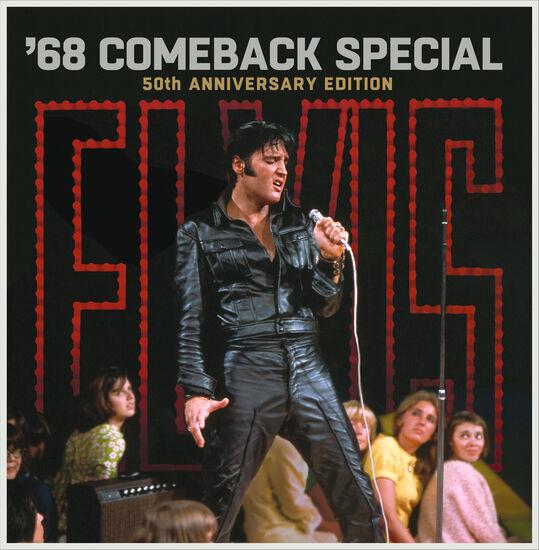 ELVIS: '68 COMEBACK SPECIAL: 50TH ANNIVEELVIS: '68 COMEBACK SPECIAL: 50TH ANNIVE, , hi-res