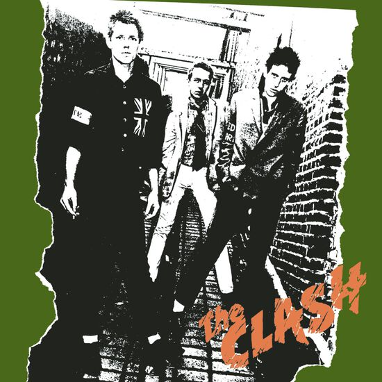 THE CLASH (U.K. VERSION)THE CLASH (U.K. VERSION), , hi-res