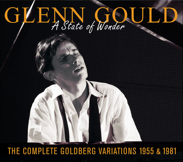 COMPLETE GOLDBERG VARIATIONS 1955 & 1981COMPLETE GOLDBERG VARIATIONS 1955 & 1981, , hi-res
