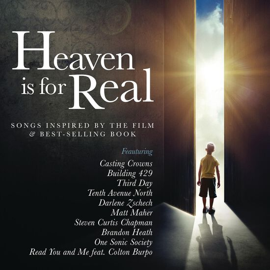 HEAVEN IS FOR REAL - SONGS INSPIRED BY THEAVEN IS FOR REAL - SONGS INSPIRED BY T, , hi-res