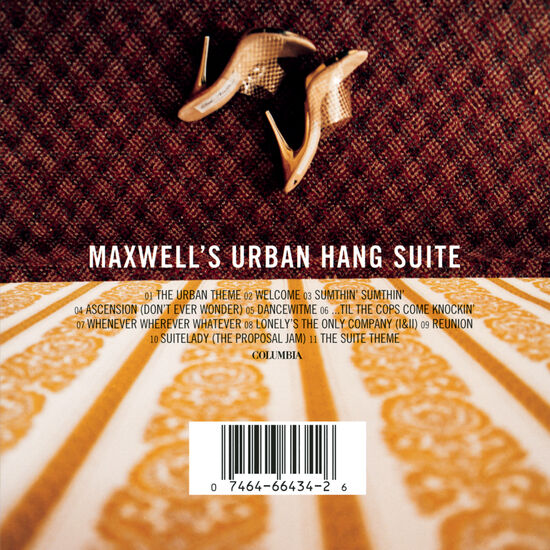 MAXWELL'S URBAN HANG SUITEMAXWELL'S URBAN HANG SUITE, , hi-res