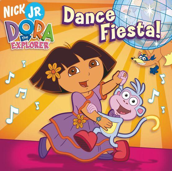 DORA THE EXPLORER DANCE FIESTA!DORA THE EXPLORER DANCE FIESTA!, , hi-res