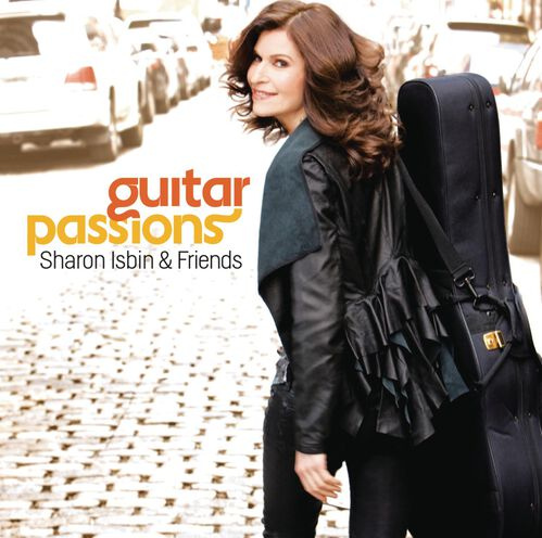 SHARON ISBIN & FRIENDS: GUITAR PASSIONS, , hi-res