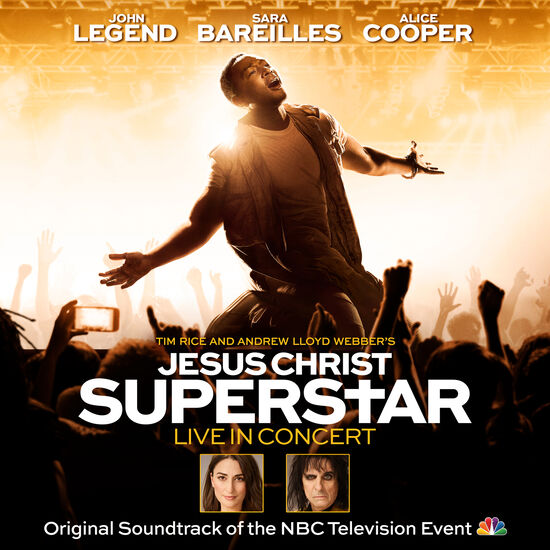 JESUS CHRIST SUPERSTAR LIVE IN CONCERTJESUS CHRIST SUPERSTAR LIVE IN CONCERT, , hi-res
