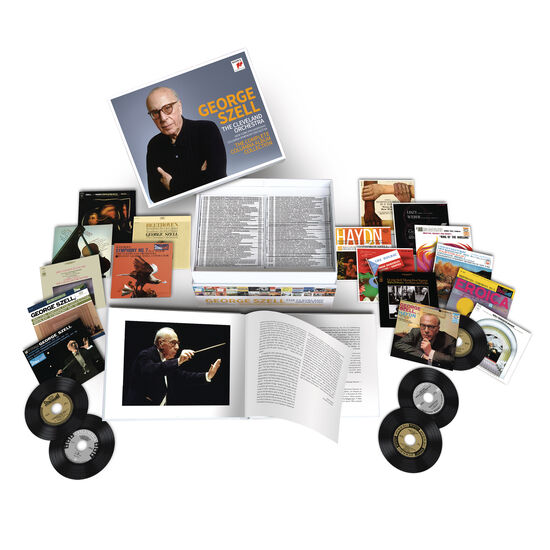 GEORGE SZELL - THE COMPLETE ALBUM COLLECGEORGE SZELL - THE COMPLETE ALBUM COLLEC, , hi-res