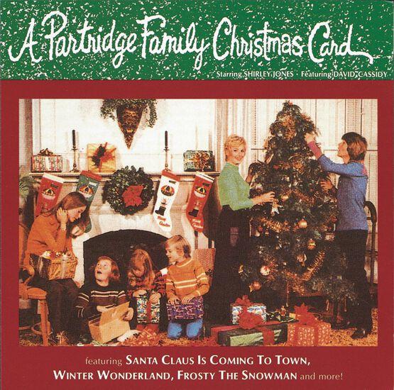 A PARTRIDGE FAMILY CHRISTMASA PARTRIDGE FAMILY CHRISTMAS, , hi-res