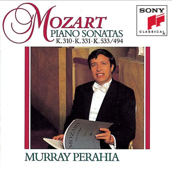 MOZART: PIANO SON KV 310,331,533/4MOZART: PIANO SON KV 310,331,533/4, , hi-res