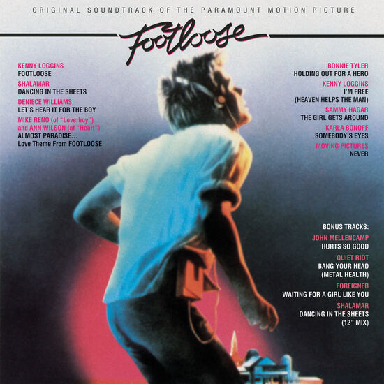 FOOTLOOSE (SOUNDTRACK) 15TH ANNIVERSARYFOOTLOOSE (SOUNDTRACK) 15TH ANNIVERSARY, , hi-res
