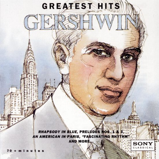 GERSHWIN GREATEST HITSGERSHWIN GREATEST HITS, , hi-res