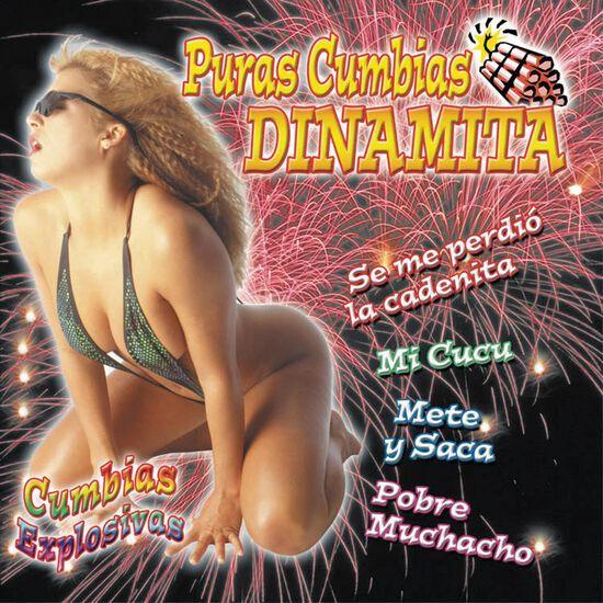 PURAS CUMBIAS DINAMITAPURAS CUMBIAS DINAMITA, , hi-res