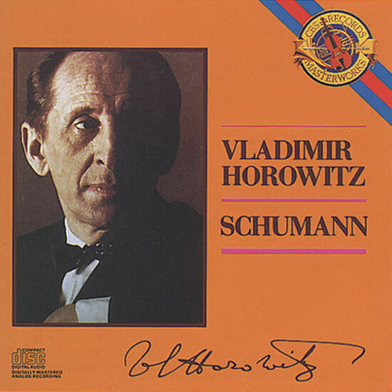 HOROWITZ PLAYS SCHUMANNHOROWITZ PLAYS SCHUMANN, , hi-res
