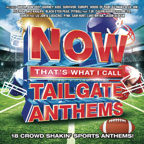 NOW THAT'S WHAT I CALL MUSIC! TAILGATE ANOW THAT'S WHAT I CALL MUSIC! TAILGATE A, , hi-res