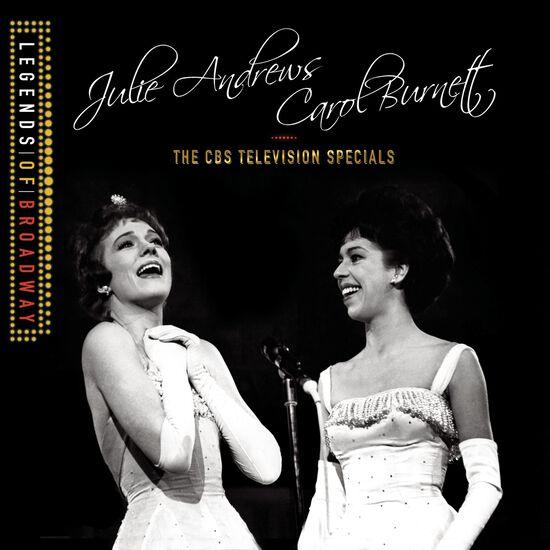 JULIE ANDREWS AND CAROL BURNETT: THE CBSJULIE ANDREWS AND CAROL BURNETT: THE CBS, , hi-res