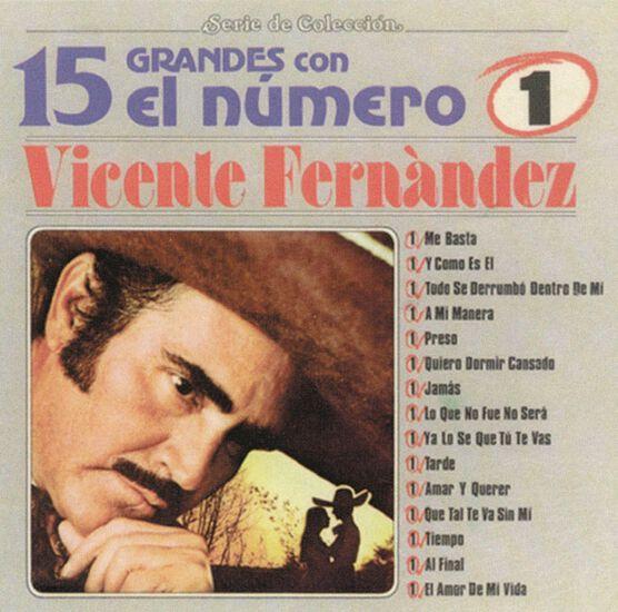 15 GRANDES CON EL NUMERO 115 GRANDES CON EL NUMERO 1, , hi-res