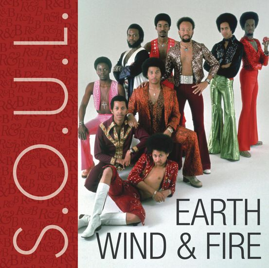 S.O.U.L: EARTH, WIND & FIRES.O.U.L: EARTH, WIND & FIRE, , hi-res