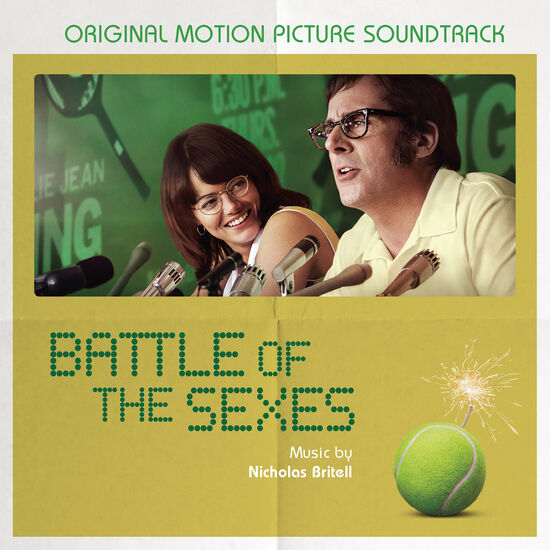 BATTLE OF THE SEXES (ORIGINAL MOTION PICBATTLE OF THE SEXES (ORIGINAL MOTION PIC, , hi-res