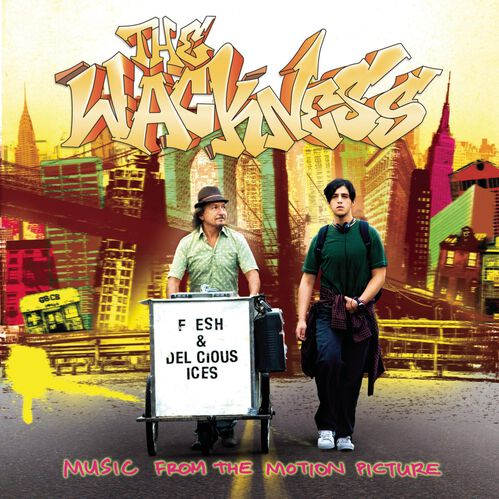 THE WACKNESS-MUSIC FROM THE MOTION PICTU, , hi-res