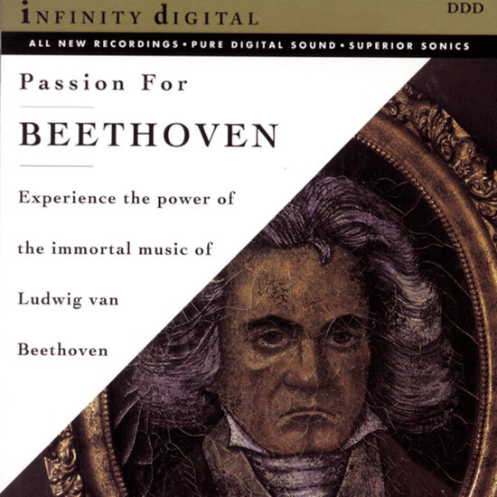 PASSION FOR BEETHOVENPASSION FOR BEETHOVEN, , hi-res