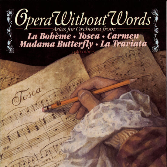 OPERA WITHOUT WORDSOPERA WITHOUT WORDS, , hi-res
