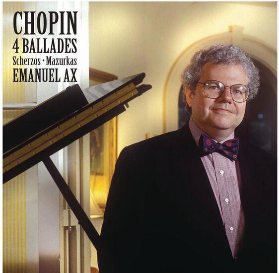 CHOPIN:BALLADES &...CHOPIN:BALLADES &..., , hi-res
