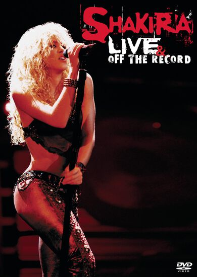 LIVE & OFF THE RECORD (DVD/CD COMBO PACKLIVE & OFF THE RECORD (DVD/CD COMBO PACK, , hi-res