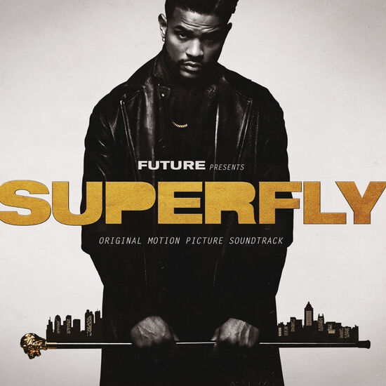 SUPERFLY (ORIGINAL MOTION PICTURE SOUNDTSUPERFLY (ORIGINAL MOTION PICTURE SOUNDT, , hi-res