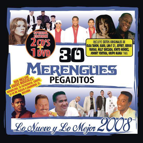 30 MERENGUES PEGADITOS - LO NUEVO Y LO M30 MERENGUES PEGADITOS - LO NUEVO Y LO M, , hi-res