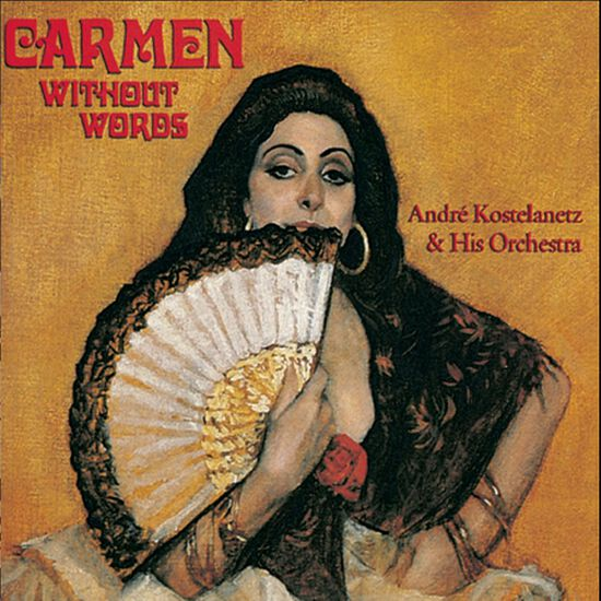 CARMEN WITHOUT WORDSCARMEN WITHOUT WORDS, , hi-res