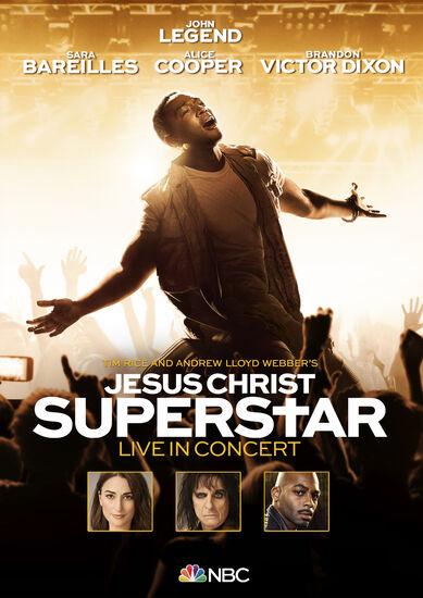 JESUS CHRIST SUPERSTAR LIVE IN CONCERT (JESUS CHRIST SUPERSTAR LIVE IN CONCERT (, , hi-res