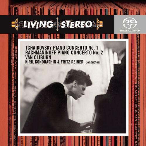 TCHI/RACH:PIANO CTS, , hi-res