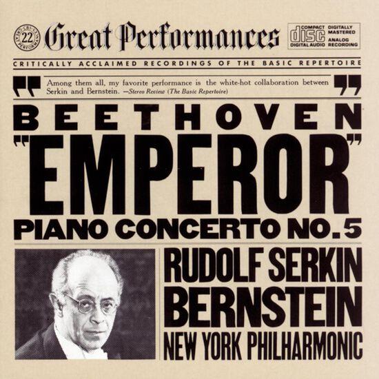 BEETHOVEN: PIANO CTO NO 5 (EMPEROR)BEETHOVEN: PIANO CTO NO 5 (EMPEROR), , hi-res