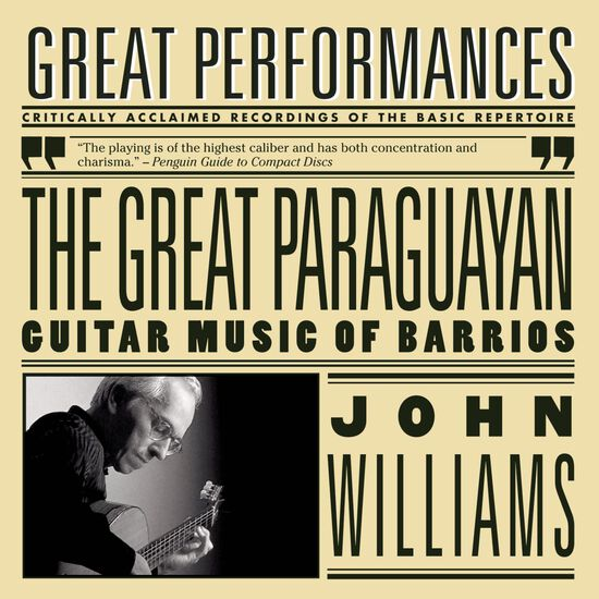 GREAT PARAGUAYAN, THE: SOLO GUITAR WORKSGREAT PARAGUAYAN, THE: SOLO GUITAR WORKS, , hi-res