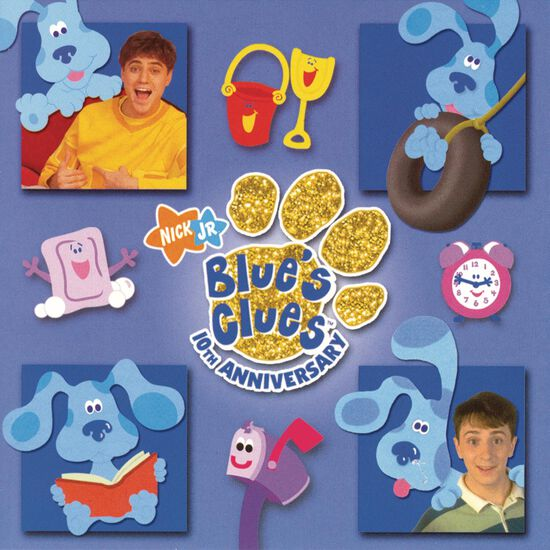 BLUE'S CLUES:BLUE'SBLUE'S CLUES:BLUE'S, , hi-res