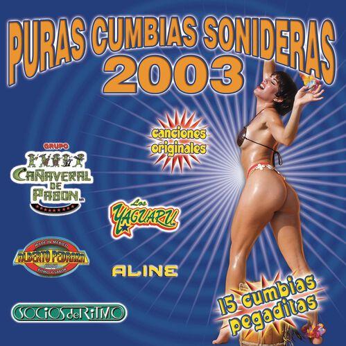 PURAS CUMBIAS SONIDERAS 2003, , hi-res
