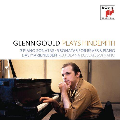 GLENN GOULD PLAYS HINDEMITH: 3 PIANO SON, , hi-res