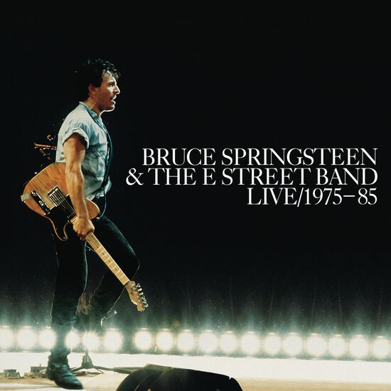 LIVE/1975-85 WITH THE E STREET BANDLIVE/1975-85 WITH THE E STREET BAND, , hi-res