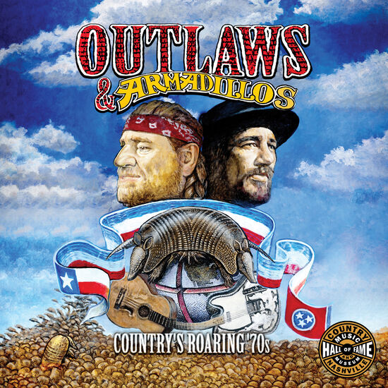 OUTLAWS & ARMADILLOS: COUNTRY'S ROARINGOUTLAWS & ARMADILLOS: COUNTRY'S ROARING, , hi-res