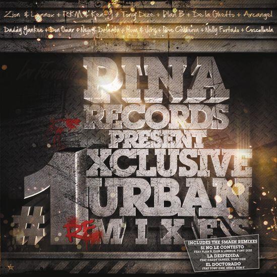 PINA RECORDS PRESENT #1 EXCLUSIVE URBANPINA RECORDS PRESENT #1 EXCLUSIVE URBAN, , hi-res