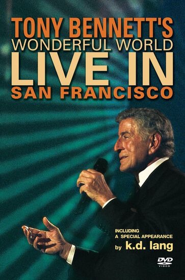BENNETT'S WONDERFUL WORLD: LIVE IN SAN FBENNETT'S WONDERFUL WORLD: LIVE IN SAN F, , hi-res